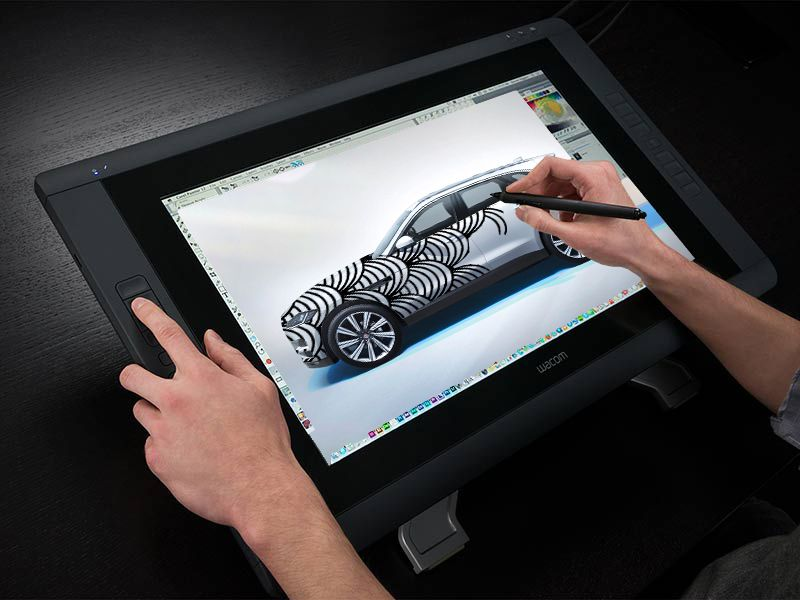 JAGUAR WRAPPING + WACOM