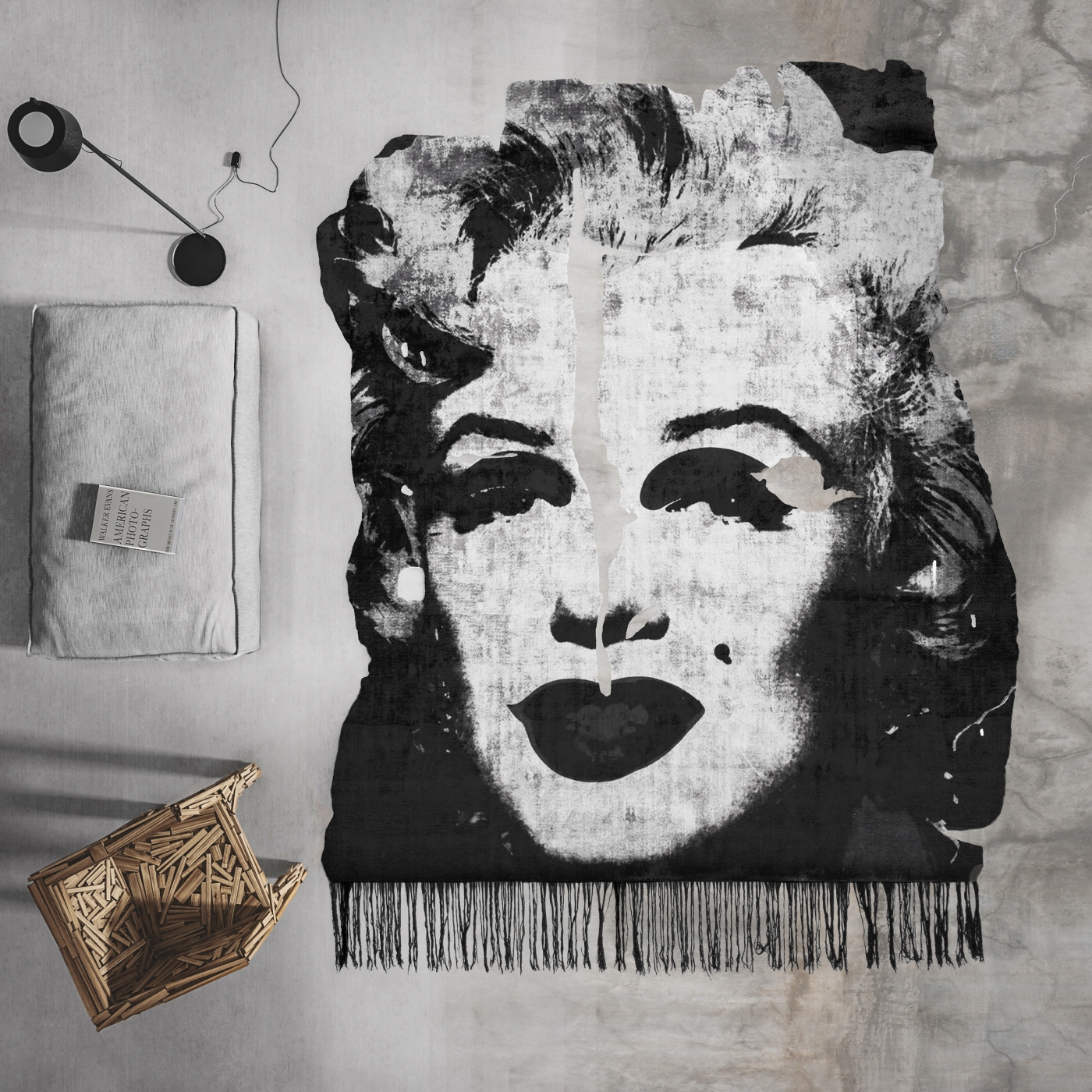 ​HENZEL STUDIO x ANDY WARHOL MARILYN - KALIX NIGHT BY CALLE HENZEL