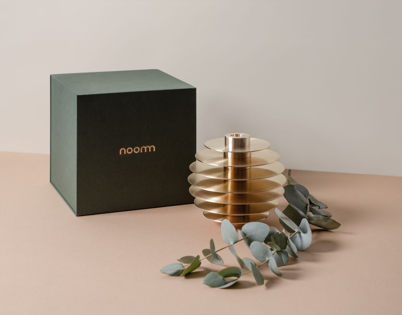 Set of 7 candleholders ORB by noom